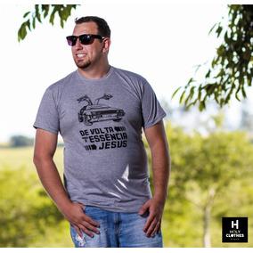 Camiseta | Cristã | De Volta Para A Essência