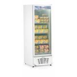 Freezer Vertical Gelopar 570 Litros Porta De Vidro