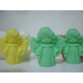 50 Mini Anjinhos Lembrancinhas Sabonete! A Mais Barata!