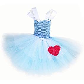 Sueños De Tutú Princesa Azul Traje Para Las Niñas Del Niño