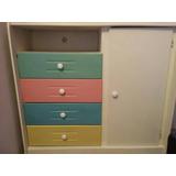 Mueble Closet Gavetero Para Niño/niña