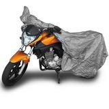 Capa Protetora Para Cobrir Moto 100% Impermeável Pmg Anti Uv