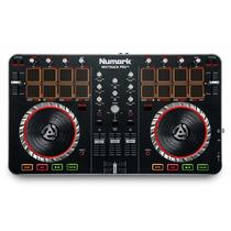 Controlador Dj Numark Mixtrack Pro Ii Usb Audio Integrado