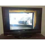 Tv Lcd Hitachi 32 Pulgadas Con Control Remoto