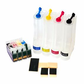 Bulk Para Impressora Epson Tx115,tx105,t24,t23 Sem Tinta