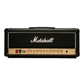 Amplificador Valvulado Marshall Dsl100h Cabeçote 100w