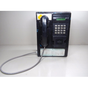 Antigo Telefone Orelhão De Cartão Público