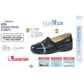 Zapato Para Dama Clinicus 153476 Psco.
