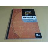 Matemática Contexto & Aplicações 3 - Dante 3ª Edição
