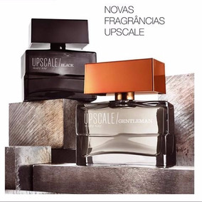 2 Perfumes Masculinos Upscale Black E Gentleman Mary Kay
