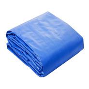 Lona Plástica Piscina Pallet Resistente Azul Palet 10x8 Mt