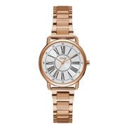 Reloj Para Dama Guess Jackie W1148l3 Oro Rosa