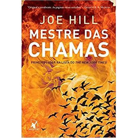 Mestre Das Chamas Joe Hill