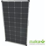 Panel Solar Fotovoltaico Monocristalino Meka 130 W