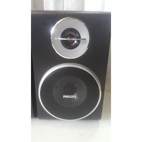 Caixa De Som Mini System Philips Mcm285 25w Rms