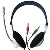 Auricular Con Microfono Control Volumen Skype Call Center