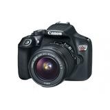 Camara Canon Eos Rebel T6 Ef-s 18-55mm Dc Iii Kit Wifi Full