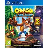 Crash Bandicoot N Sane Trilogy Ps4 Digital
