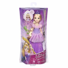 Princesas Disney Sirenita. Rapunzel Burbujas