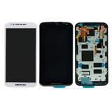 Tela Touch Display Lcd Motorola Moto X2 Xt1097 Xt1098 C/ Aro