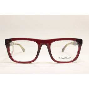 7f40dc5a8abb9 Ck Platinum Óculos Ck5828 607 Vinho Escuro 50mm Oculos - Óculos no ...