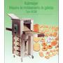 Maquina Cortadora De Galletas Para Panaderia