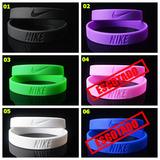 Pulseira Silicone Nike Fitness Unisex Pulseira Basketball