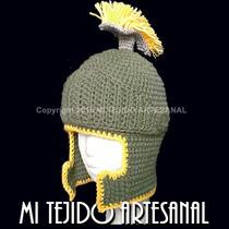 Gorritos Tejidos Al Crochet De Divertidos Personajes