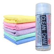 Paño Multiuso Limpieza Secado Gamuza Sintética Absorvente Sm