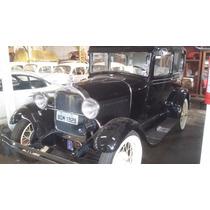 Ford 1929 Tudor Premiado Lindoia 2017