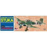 Guillow´s Junkers Ju 87b Stuka Avión De Balsa Para Armar