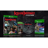 Juego De Xbox One Killer Instinct Definitive Edition Origina