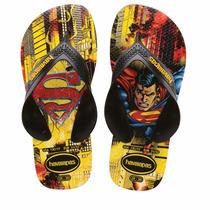 Havaianas Superman Originales De Brasil