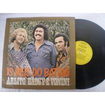 Lp - Carlito, Baduy E Voninho / Os Reis Do Batidão / 1976