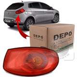 Lanterna Fiat Bravo Ano 2010 2011 2012 2013 2014 Depo L/dir