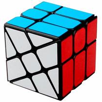 Cubo Rubik Yongjun 3x3 Base Negra De Alta Velocidad J1079