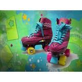 Patines Roller Skates Profesionales Patinaje Clasico