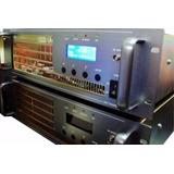Financiado Transmisor Fm De 600 Watts Ensamblaje Nacional
