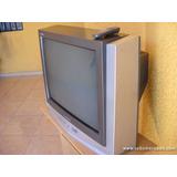 Tv Panasonic 29 Pantalla Plana Imagen Nitida Ct- G2995