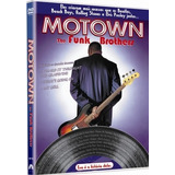 Dvd Motown The Funk Brothers Jazz E Blues - Original Lacrado