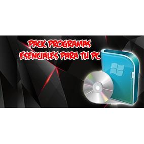 Programas Para Despues De Formatear Tu Pc