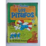 Tevefestival Revista Los Pitufos Número 3 Año 1983