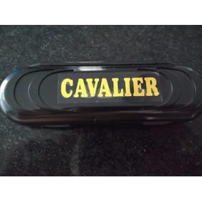 Conjunto Dardos Profissional 22g Black Cavalier