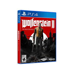 Juego Ps4 Wolfenstein Ii: The New Colossus - G0005429