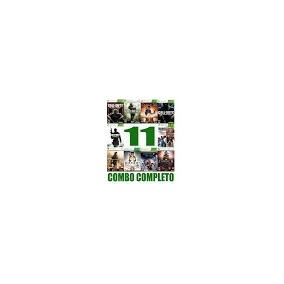 11 Jogos Por Preço De 1 Xbox 360 Midia Digital !!!