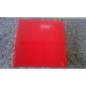 Livro História Do Automobilismo Brasileiro, Reginaldo Leme