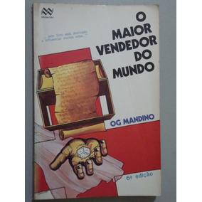 Livro O Maior Vendedor Do Mundo - Og Mandino