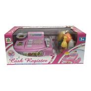 Caja Registradora Infantil Luz Y Sonido Juguete Para Chicos