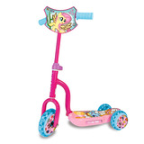 Scooter Infantil My Little Pony Nena Tres Ruedas Original