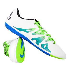 dc1a0aab18 Chuteira Adidas Verde Agua Suiciti - Chuteiras para Futsal no ...